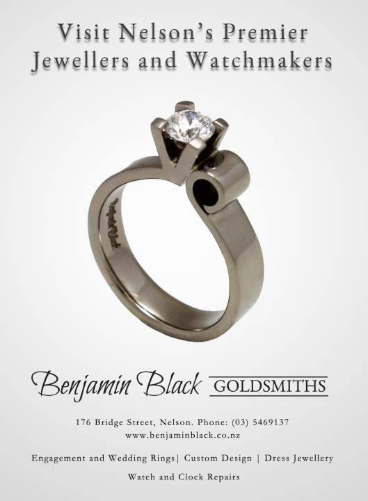 Benjamin Black Goldsmiths