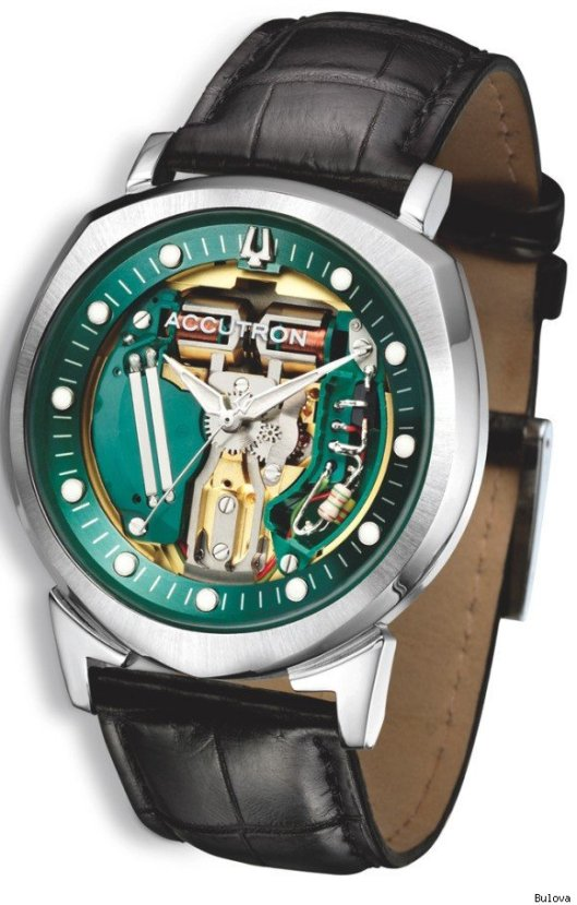 Limited Edition Bulova Accutron...drool worthy (only 1,000 have been made!).