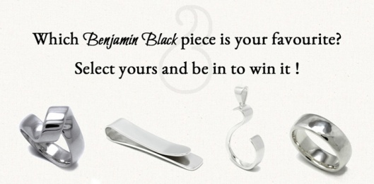 Benjamin Black Facebook Competition