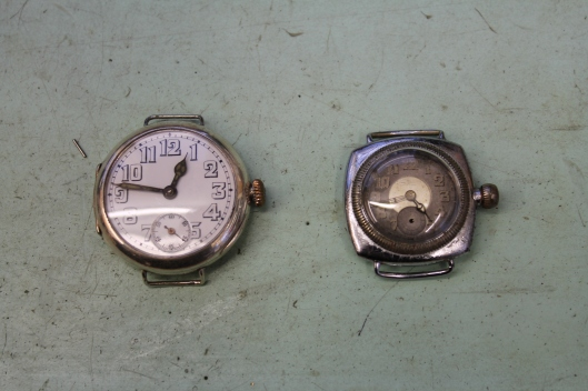 Antique Rolex Watches - Rod Clark, Watchmaker