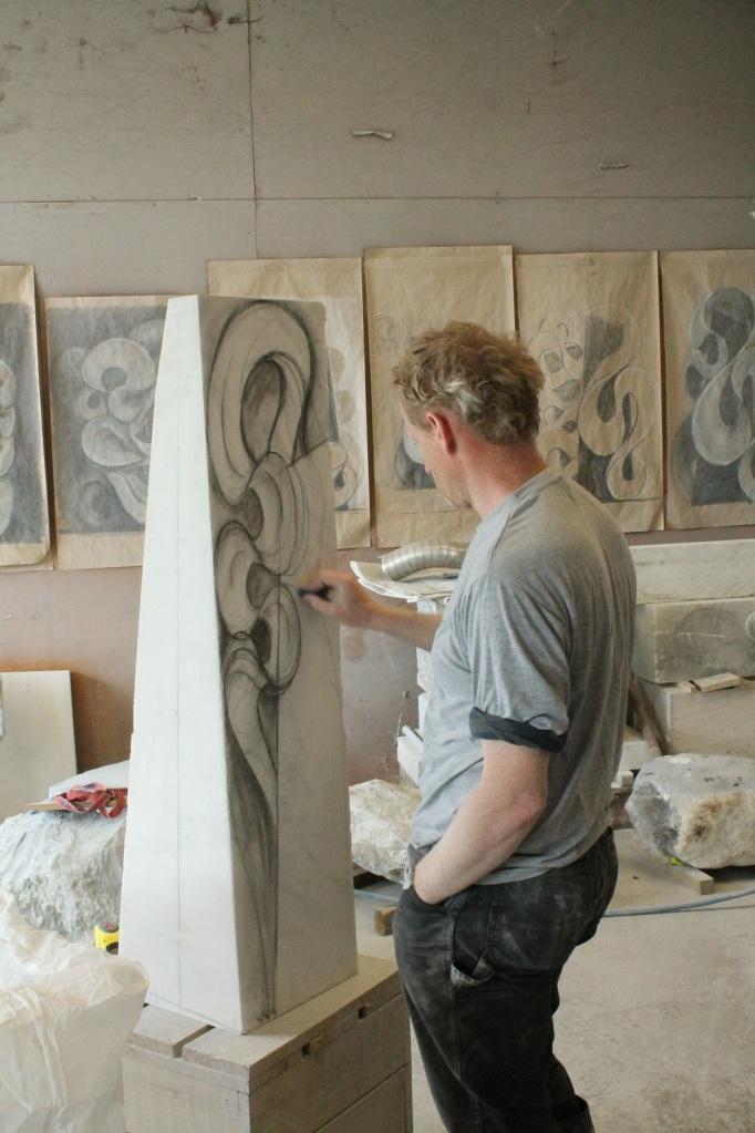 Tim Royall Sculptor, Benjamin Black Goldsmiths