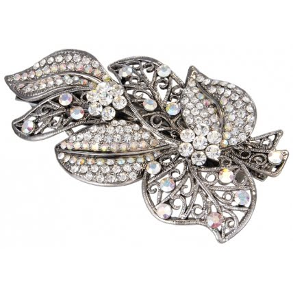 Antique Hair Clip, Benjamin Black Goldsmiths
