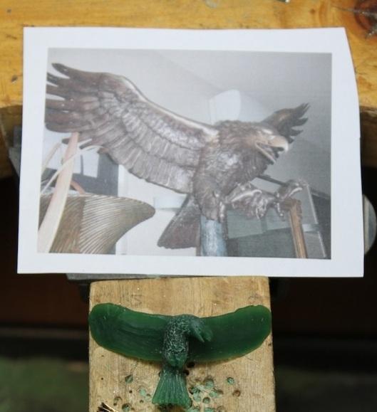 Bald Eagle Creation