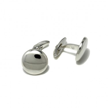 Classic Cufflinks by Benjamin Black Goldsmiths